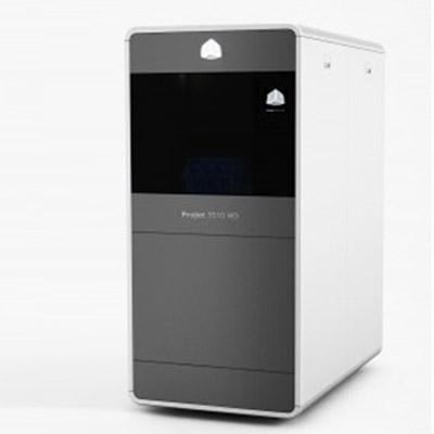 3D大型蓝蜡打印机