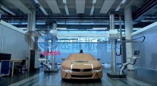 BMWi8泥模