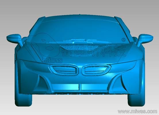 BMWi8扫描案例