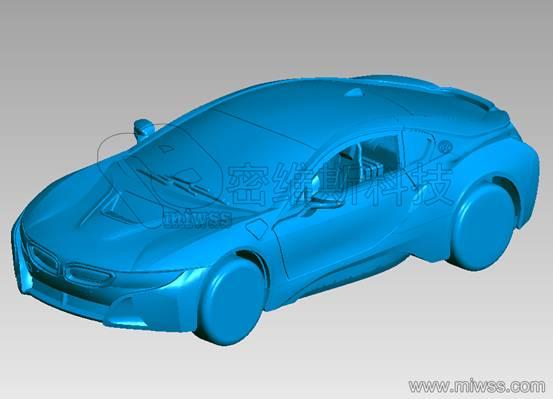 BMWi8扫描案例Ⅱ