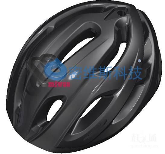 自行车头盔02