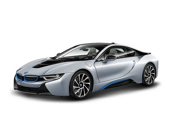 BMWi8车实体